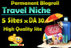 give link DA49x5 site travel blogroll permanent