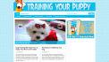 send you Ready Made Puppy Training Niche Blog