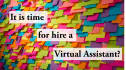 provide the virtual assistance that you need