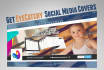 design Eyecatchy Social Media Cover