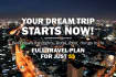 write a travel plan with all that you need in a set budget