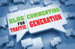 write and post 5 insightful and high quality blog COMMENTS