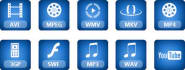 convert Mp3, Youtube, Audio, Video To Any Formats