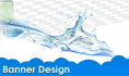 design a banner ad for you