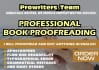 proofread and edit 2000 words in English