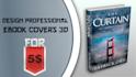 design professional ebook covers 3D