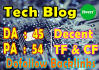 give guest post in DA45 and PA54 tech blog