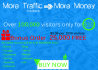 drive UNLIMITED active real traffic to your website