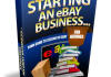 give you starting an ebay business ebook with MRR