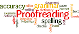 carefully Proofread and Edit your Document