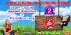 design Creative Banners,headers in Professional way