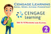 help you in Sam Cengage Learning Project and Exam