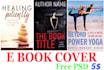 design a PROFESSIONAL Book Cover or eBook Cover