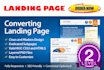 design AWESOME PROFESSiONAL landing or sqeeze page