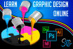 teach illustrator photoshop indesign html css dreamweaver