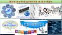 work on web development and fix  website issues