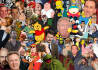 perform a celebrity impression voiceover as over 100 different characters