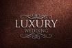 design Heraldic, Luxury wedding Logo for you