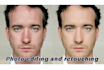 edit and retouch your photo looking naturally
