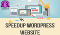 speed up and optimize your wordpress website in few hours