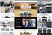 create a landing page Website Design