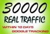 send 10000 web traffic