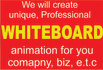 create Amazing Whiteboard Videos, Voice, Music