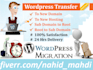 move Or Transfer WordPress Site To New Host Or Domain