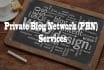 setup and build WordPress PBN