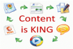 write Professional WEBSITE Content