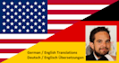 translate 500 words from English to German, or vice versa