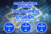 setup up to 25 Free Business Email IDs with your Domain