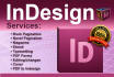 do Adobe Indesign projects