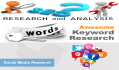 do seo and social media AWESOME internet market research