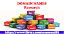 suggest and Research an Available Domain Names SEO Friendly
