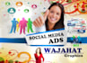 design a PROFESSIONAL Facebook cover, Twitter header or web banner