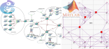 do your task in GNS3 Matlab to create new algorithm iot, wsn