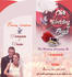 design a Wedding or event invitation, Brochure
