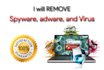 clean Spyware, Adware or Virus from your computer