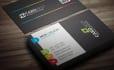 design 2 sided outstanding business card in less than 24 hours