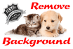 remove BACKGROUND from Your photos professionally