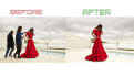 do retouch 3 images just 5