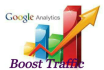 install Google Analytics Console And XML Site map On Your Blog