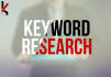 do SEO Keyword Research for Your Niche or Business