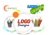 design 2 AWESOME Logo in 24 hours
