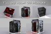 design your 3D Models