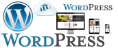 do Wordpress install and customization