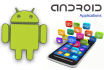 make an android application with web service