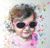 draw you or your baby portrait