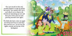 draw your series story book illustration with text